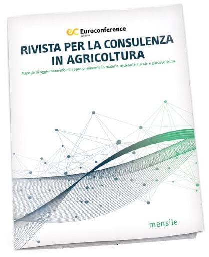 Rivista per la consulenza in agricoltura