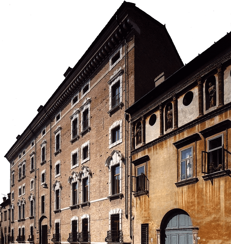 Palazzo Valenti Gonzaga – Our offices