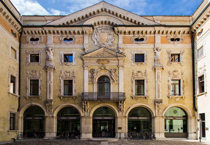 Internal facade